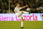 04 June 2008: Michael Bradley (USA). The Spain Men's National Team defeated the United States Men's National Team 1-0 at Estadio Municipal El Sardinero in Santander, Spain in an international friendly soccer match.