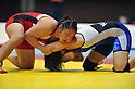 Sara Dojo, DECEMBER 21, 2011 - Wrestling : All Japan Wrestling Championship Women's Free Style -67kg Final at 2nd Yoyogi Gymnasium, Tokyo, Japan. (Photo by Jun Tsukida/AFLO SPORT) [0003]