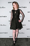 Jordana Warmflash, fashion designer for Novis, arrives at the annual Whitney Art Party hosted by the Whitney Contemporaries, and sponsored by Max Mara, at Skylight at Moynihan Station on May 1, 2013.