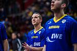 Brad LOESING (#35 EWE Baskets Oldenburg) \ beim Spiel MHP RIESEN Ludwigsburg - EWE Baskets Oldenburg.<br /> <br /> Foto &copy; PIX-Sportfotos *** Foto ist honorarpflichtig! *** Auf Anfrage in hoeherer Qualitaet/Aufloesung. Belegexemplar erbeten. Veroeffentlichung ausschliesslich fuer journalistisch-publizistische Zwecke. For editorial use only.