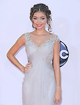 Sarah Hyland at The 64th Anual Primetime Emmy Awards held at Nokia Theatre L.A. Live in Los Angeles, California on September  23,2012                                                                   Copyright 2012 Hollywood Press Agency