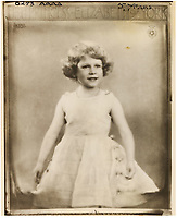 BNPS.co.uk (01202 558833)<br /> Pic: MarcusAdams/ChiswickAuctions/BNPS<br /> <br /> Princess Elizabeth in 1931.<br /> <br /> Charming childhood photos of Princess Elizabeth and Princess Margaret have come to light, including a previously unseen image of the future Queen in a kilt.<br /> <br /> The portraits, taken by acclaimed British society photographer Marcus Adams, capture the future Queen from being a baby to her adolescence.<br /> <br /> The Queen Mother would often take her daughters to his central London studio where he would set up toys and props to keep them entertained