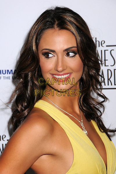 KATIE CLEARY.22nd Annual Genesis Awards at the Beverly Hilton Hotel, Beverly Hills, California, USA..March 29th, 2008.headshot portrait .CAP/ADM/BP.©Byron Purvis/AdMedia/Capital Pictures.