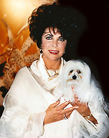 Elizabeth Taylor 1994<br /> Photo By Jesse Nash/PHOTOlink.net