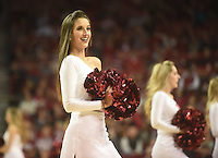 NWA Democrat-Gazette/MICHAEL WOODS &bull; @NWAMICHAELW<br /> University of Arkansas Razorbacks vs the North florida Ospreys Saturday, December 10, 2016 at Bud Walton Arena in Fayetteville.
