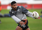 14th September 2017, Alexandra Park, Auckland, New Zealand; New Zealand Rugby Training Session;  Waisake Naholo