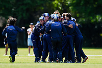 Winners of the Gillette Cup Finals, St Andrews College, Hagley Park, Christchurch, New Zealand. 5th December 2019. Photo: John Davidson, www.bwmedia.co.nz