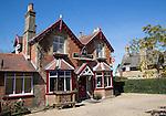 Village shop and Post Office, Somerleyton, Suffolk, England, UK