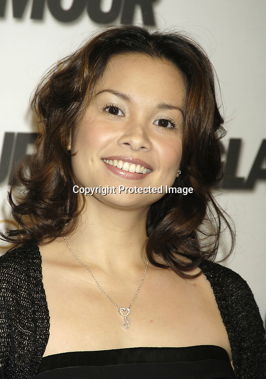 Lea Salonga ..at The Glamour Magazine  2005 Women of the Year Awards on November 2, 2005 at Lincoln Center's Avery Fisher Hall...Photo by Robin Platzer, Twin Images