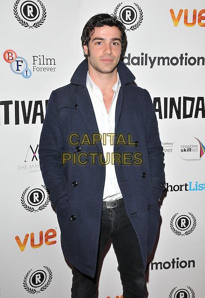 Ben Starr attends the &quot;Meet Pursuit Delange&quot; Raindance Film Festival world film premiere, Vue Piccadilly cinema, Lower Regent Street, London, England, UK, on Thursday 01 October 2015. <br /> CAP/CAN<br /> &copy;CAN/Capital Pictures