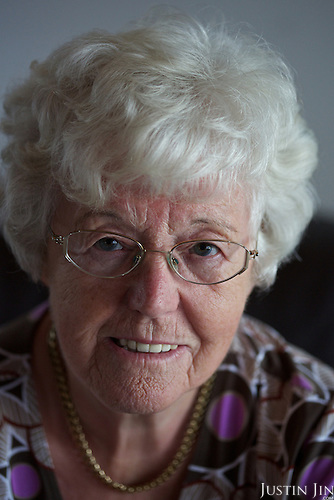 Gerda Windgasse, 72 at home in Belgium. <br /> <br /> Ms Windgasse is a bubbly retired secretary who&rsquo;s planning to end her life in the coming years by euthanasia. <br /> <br /> She has a still-mild case of Alzheimer&rsquo;s, and when she decides she&rsquo;s deteriorated enough, she intends to gather her family and receive a lethal injection.