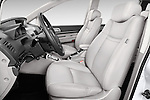Front seat view of 2014 Ssangyong Rodius Sapphire 5 Door Minivan Front Seat car photos