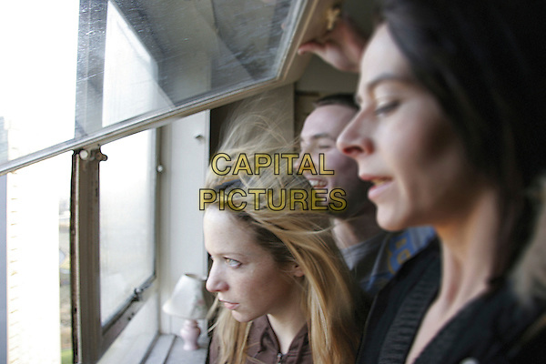 NATALIE PRESS, MARTIN COMPSTON & KATE DICKIE.in Red Road .**Editorial Use Only**.CAP/FB.Supplied by Capital Pictures