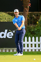 Paul Waring (ENG) practising ahead of the WGC HSBC Champions 2019, Sheshan Golf Club, Shanghai, China. 29/10/2019.<br /> Picture Fran Caffrey / Golffile.ie<br /> <br /> All photo usage must carry mandatory copyright credit (© Golffile | Fran Caffrey)