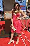Blanca Blanco arriving at Twentieth Century Fox Los Angeles premiere of How To Train Your Dragon 2 held at Regency Village Theater June 8,, 2014.