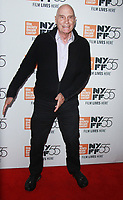 NEW YORK, NY October 12, 2017Barbet Schroeder attend 55th NYFF present  premiere of Mudbound  at Alice Tully Hall in New York October 12,  2017. Credit:RW/MediaPunch