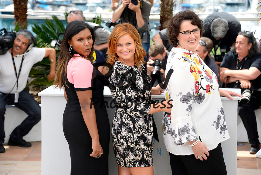 La pel&iacute;cula 'Inside Out' se ha presentado en el Festival de Cannes.<br /> <br /> 68TH CANNES FILM FESTIVAL - PHOTOCALL 'VICE VERSA'