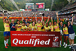 Brasil, final. Day 1 at Hong Kong Stadium, HSBC World Rugby Sevens Series, Hong Kong Sevens 2019 - Photo Martin Seras Lima