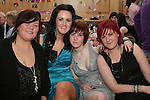 Emma Walsh with friends, Katie Clarke, Aine McKeown and Emma Hanratty at her 21st in The Thatch...Photo NEWSFILE/Jenny Matthews.(Photo credit should read Jenny Matthews/NEWSFILE)....This Picture has been sent you under the condtions enclosed by:.Newsfile Ltd..The Studio,.Millmount Abbey,.Drogheda,.Co Meath..Ireland..Tel: +353(0)41-9871240.Fax: +353(0)41-9871260.GSM: +353(0)86-2500958.email: pictures@newsfile.ie.www.newsfile.ie.FTP: 193.120.102.198.