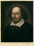 WILLIAM SHAKESPEARE (1564 - 1616) English playwright and poet