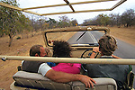 Driving To Kalambeza Finots's Camp