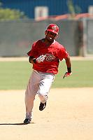 Reynaldo Navarro - Arizona Diamondbacks, 2009 Instructional League.Photo by:  Bill Mitchell/Four Seam Images..