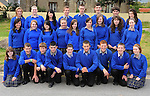 The new Transition Year class at Presentation Secondary School Milltown, who received  their Junior Cert results <br />  on Wednesday.  Picture: Eamonn Keogh (MacMonagle, Killarney)