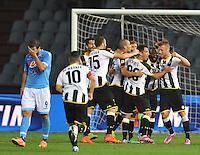 2014/09/21 Udinese vs Napoli 1-0