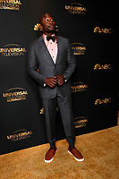 LOS ANGELES - AUG 13:  Akbar Gbajabiamila at the NBC And Universal EMMY Nominee Celebration at the Tesse Restaurant on August 13, 2019 in West Hollywood, CA