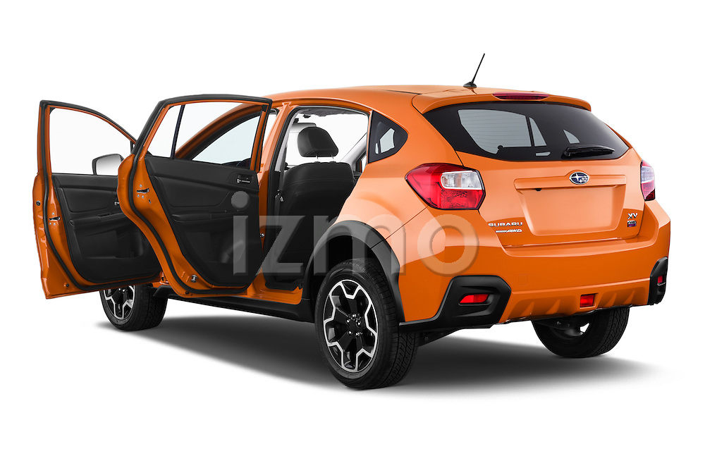 Car images of 2015 Subaru XV-Crosstrek Premium 5 Door SUV Doors