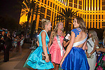 Miss Teen USA welcome event July 27 at Azure at The Palazzo Las Vegas
