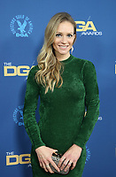 LOS ANGELES, CA - FEBRUARY 2: A.J. Cook at the 71st Annual DGA Awards at the Hollywood & Highland Center's Ray Dolby Ballroom  in Los Angeles, California on February 2, 2019. <br /> CAP/MPIFS<br /> ©MPIFS/Capital Pictures