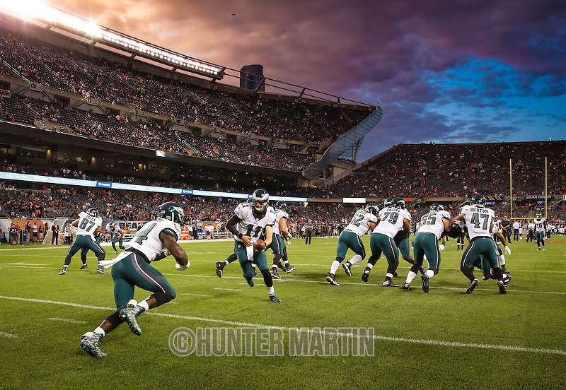 Philadelphia Eagles at Chicago Bears; Monday Night Football, Sept. 19, 2016