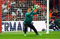 Marc-Andre ter Stegen (Deutschland Germany) - 10.11.2017: England vs. Deutschland, Freundschaftsspiel, Wembley Stadium