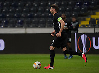 David Abraham (Eintracht Frankfurt) - 12.03.2020: Eintracht Frankfurt vs. FC Basel, UEFA Europa League, Achtelfinale, Commerzbank Arena<br /> DISCLAIMER: DFL regulations prohibit any use of photographs as image sequences and/or quasi-video.