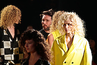 SAO PAULO, SP, 11 JUNHO 2012 - SPFW DESFILE GRIFE ALEXANDRE HERCHVITCH  - Desfile da grife Alexandre Herchcovitch durante a 33ª edição do São Paulo Fashion Week Verão 2013, nesta segunda-feira, 11. (FOTO: VANESSA CARVALHO / BRAZIL PHOTO PRESS).