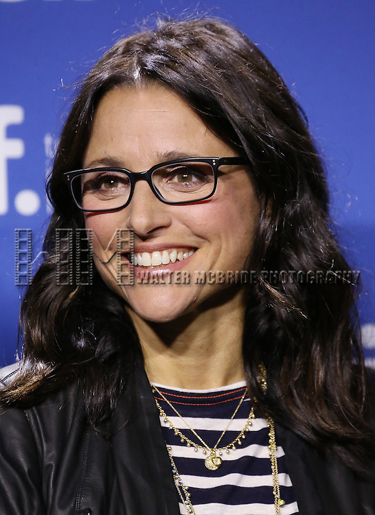 "Julia Louis-Dreyfus attending the 2013 Tiff Film Festival Photo Call for ""Enough Said""  at the Tiff Lightbox  on September 8, 2013 in Toronto, Canada."