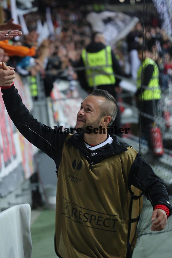 Stephan Schroeck (Eintracht) - 1. Spieltag der UEFA Europa League Eintracht Frankfurt vs. Girondins Bordeaux