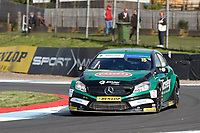 Round 8 of the 2018 British Touring Car Championship.  #15 Tom Oliphant. Ciceley Motorsport. Mercedes Benz A-Class
