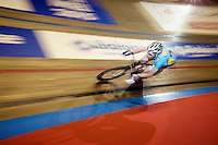 Otto Vergaerde (BEL/Topsport Vlaanderen-Baloise)<br /> <br /> Ghent 6 - day 1
