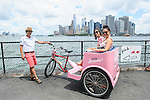 Pinknic 2016 Governors Island Day 2