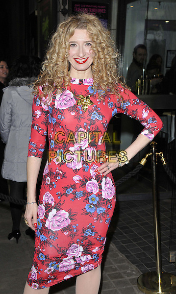 LONDON, ENGLAND - JANUARY 28: Melanie Masson attends the &quot;The Ruling Class&quot; gala night, Trafalgar Studios, Whitehall, on Wednesday January 28, 2015 in London, England, UK. <br /> CAP/CAN<br /> &copy;CAN/Capital Pictures