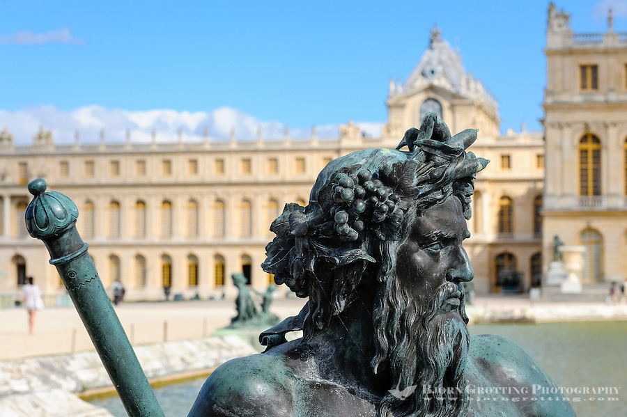 The Palace of Versailles, or simply Versailles, is a royal château close to Paris, France.