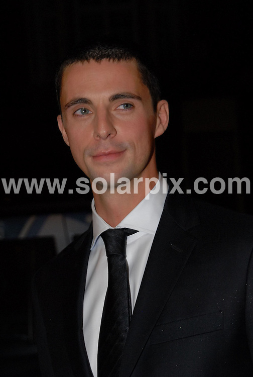 **ALL ROUND PICTURES FROM SOLARPIX.COM**.**WORLDWIDE SYNDICATION RIGHTS**.Cast and crew were at Chelsea's Bluebird Restaurant for the pre-premiere party of the new film version of Evelyn Waugh's 'Brideshead Revisited', London, UK. 29th September 2008..This pic: Matthew Goode..JOB REF: 7487 BTT     DATE: 29_09_2008.**MUST CREDIT SOLARPIX.COM OR DOUBLE FEE WILL BE CHARGED* *UNDER NO CIRCUMSTANCES IS THIS IMAGE TO BE REPRODUCED FOR ANY ONLINE EDITION WITHOUT PRIOR PERMISSION*