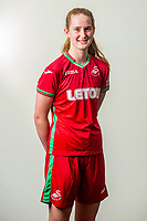 Wedensday 26 July 2017<br />Pictured: Pam Felders<br />Re: Swansea City Ladies Squad 2017- 2018 at the Liberty Stadium, Wales, UK