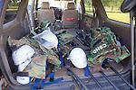 Deminers Equipment