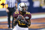 Minnesota Golden Gophers defensive back Marcus Jones (15) in action during the Texas Bowl game between the Syracuse Orange and the Minnesota Golden Gophers at the Reliant Stadium in Houston, Texas. Syracuse defeats Minnesota 21 to 17.