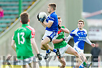 Kerins O'Rahillys in action against  Kilcummin Senior Football Championship Relegation Playoff in Austin Stack Park on Sunday