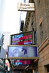 Look of Love ... The Songs Of Burt Bacharach and.Hal David ( Theatre Marquee ) playing at the.Brooks Atkinson Theatre, New York City..May 2003.