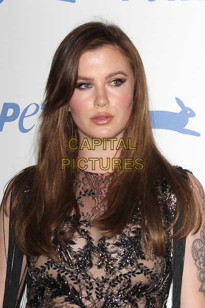 LOS ANGELES, CA - SEPTEMBER 30: Ireland Baldwin at PETA's 35th Anniversary Party at Hollywood Palladium on September 30, 2015 in Los Angeles, California. <br /> CAP/MPI22<br /> &copy;MPI22/Capital Pictures